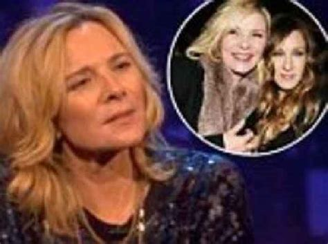 Sex And The City Kim Cattrall Wants New Samantha Jones
