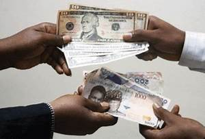 Dollars Euro Pounds Exchange Rate To Naira Today