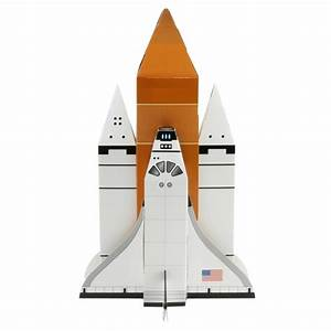 VBS Cardboard Space Shuttle Build (page 4) - Pics about space