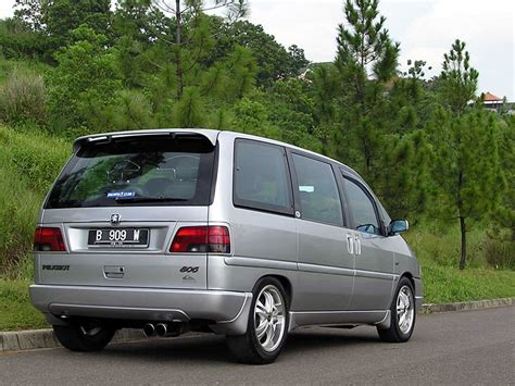 Peugeot 806 (221) 2.0 16v (136 Hp
