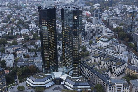 germanys business chiefs  deutsche bank  mounting