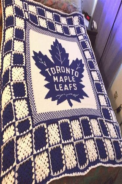 Maple Toronto Leafs Stitch Nascar Blanket Leaf