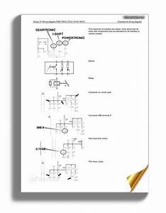 Volvo S40 04 V50 C70 06 2007 Wiring Diagram