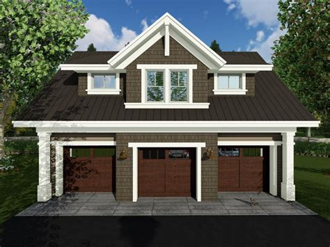 Carriage House Plans  Craftsmanstyle Carriage House Plan