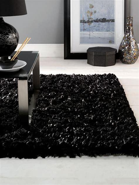 le tapis poil un accessoire chaleureux et moderne