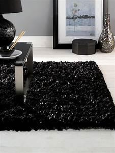 Tapis Blanc Poil Long : le tapis poil long un accessoire chaleureux et moderne ~ Teatrodelosmanantiales.com Idées de Décoration
