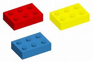 Lego Brick Vector Art | 123Freevectors