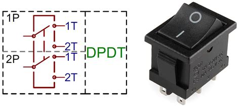 Dtdp Switch Wiring Diagram For Rocker by Switch Basics Learn Sparkfun