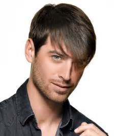 Fringe Hairstyles Men Long Hair