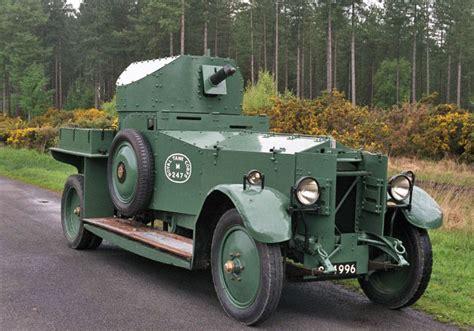 rolls royce armored car imcdb org 1920 rolls royce 40 50 h p armoured car mk i