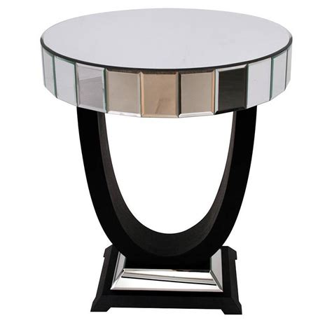 Art Deco Side Table By Out There Interiors