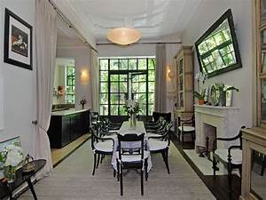 uma thurman39s greenwich village townhouse for sale With interior decorating house for sale