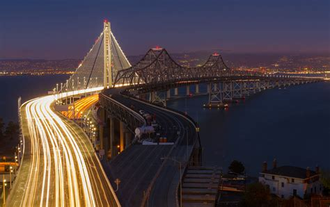 Eastern Span Replacement Of The San Franciscooakland Bay