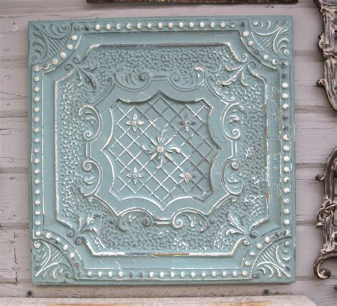 Pressed Tin Antique Architectural Salvage By Driveinservice