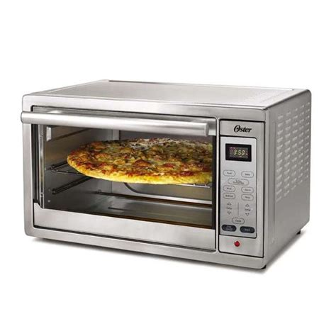 oster digital countertop oven with convection oster large digital convection toaster oven