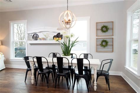 Dining Room : Favorite Fixer Upper Dining Rooms