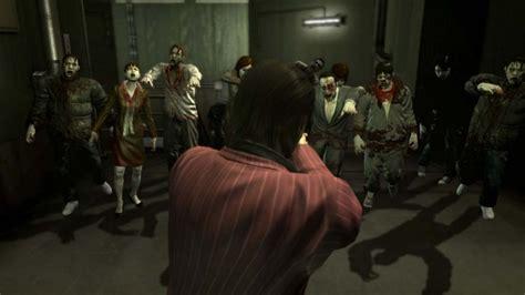 yakuza dead souls sega