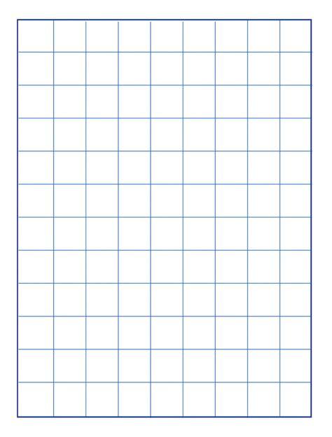 school smart graph paper   rule  inches manila