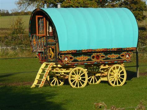 gypsy caravan hotel somerset england  rock