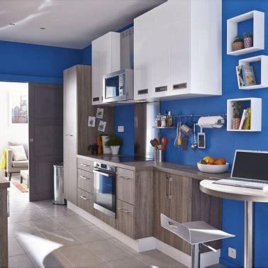 cuisine bleue et blanche la cuisine bleu on l 39 adore deco cool