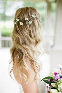 Tiny Flower For Hair Accent Easy And Quick Ideas