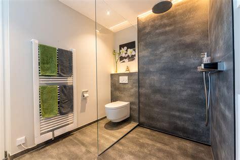 Badezimmer Modern Anthrazit by Badezimmer Fliesen Kombination Wandgestaltung Bad 35