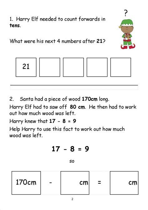 maths ks1 activities math worksheets