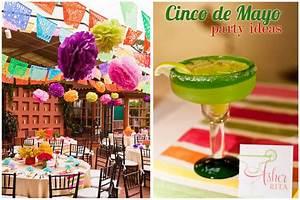{Fiesta} Cinco de Mayo Party Ideas | Pizzazzerie