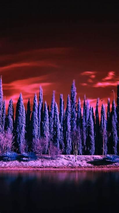 Infrared Iphone Serie Wallpapers Korpa Jr