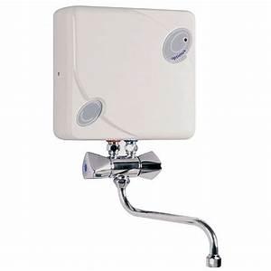 chauffe eau instantane electrique optimus sur evier 7703 With chauffe eau cuisine electrique