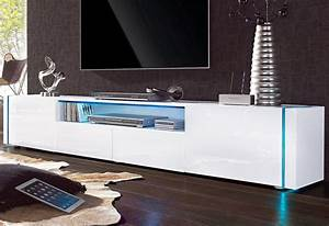Tv Lowboard Hochglanz Weiß : lowboard breite 206 cm online kaufen otto ~ Bigdaddyawards.com Haus und Dekorationen