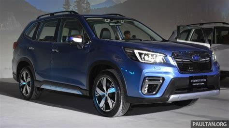 New Subaru Forester Coming To Malaysia In Mid2019 With