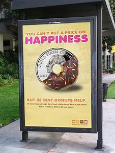 Dunkin Donuts Ad Campaign