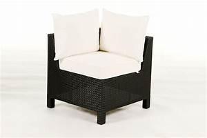 Rattan Lounge Schwarz : pandora rattan lounge schwarz ein 8 teiliges gartenm bel set geeignet f r terrasse sitzplatz ~ Indierocktalk.com Haus und Dekorationen