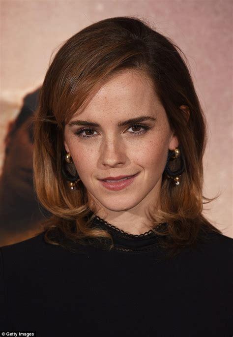 Emma Watson Beauty The Beast London Photocall