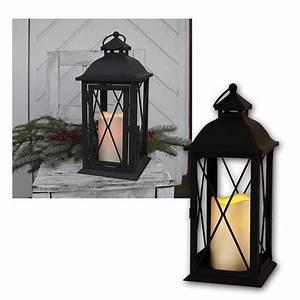 Laterne Kerze Draußen : laterne aus metall mit led kerze laternenkerze versch ~ Watch28wear.com Haus und Dekorationen