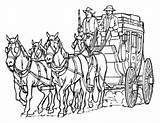 Clipart Stagecoach Stage Coach Clip Pioneer Coloring Jenny Template Sketch Clipground Pages Cliparts Smiths Bookstore Lds Models Library sketch template