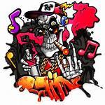 Fondos Graffiti Pantalla Gambar Tengkorak Skull Grafiti