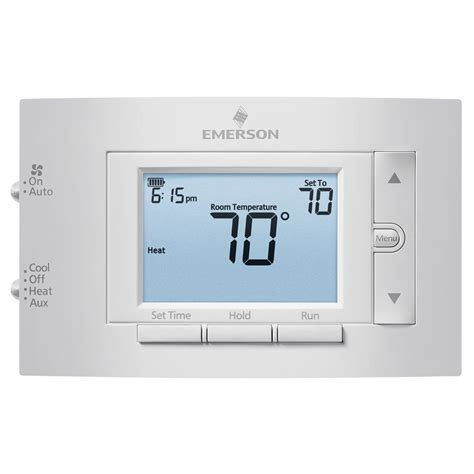 Emerson Sensi Programmable Thermostat For Smart Home