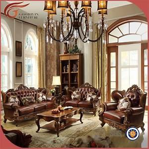 Elegant antique living room furniturewholesale leather for Wholesale living room furniture