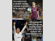 Who is the best player, Messi or CRonaldo? Quora