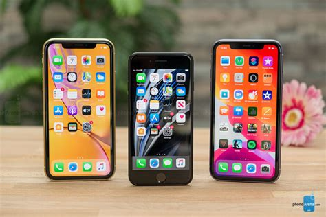 apple iphone se iphone iphone xr phonearena