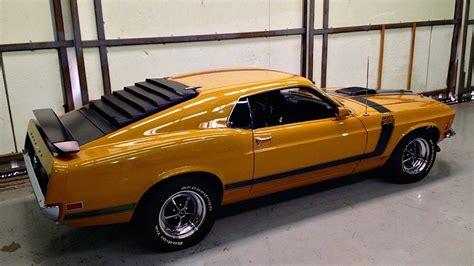 1970 Mustang Boss 302 • Myrodcom