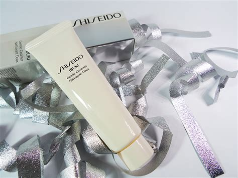 Shiseido Ibuki Gentel Cleansing unboxing an exclusive bdjbox skincare special for august