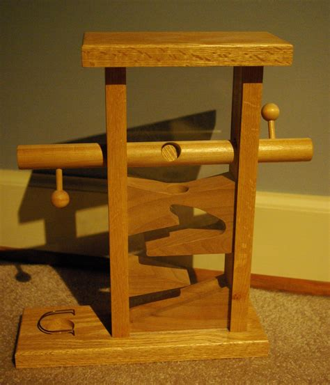 woodworking wood projects gumball machine plans