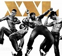 PHOTO New Magic Mike XXL movie poster with 30-pack abs ...