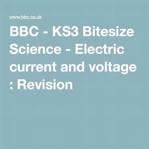 Electrical Circuit Symbols Ks3