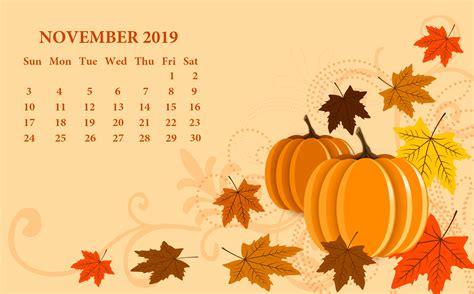 Free 2019 Monthly Hd Calendar Wallpaper
