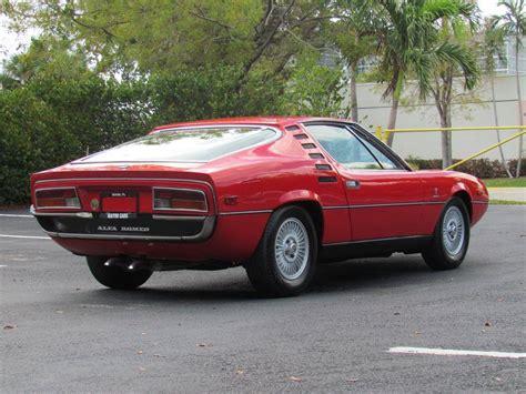 Alfa Romeo Montreal For Sale Usa by 1973 Alfa Romeo Montreal For Sale 2098008 Hemmings