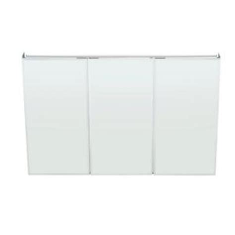Pegasus Medicine Cabinets 48 by Pegasus 48 In X 31 In Recessed Or Surface Mount Medicine